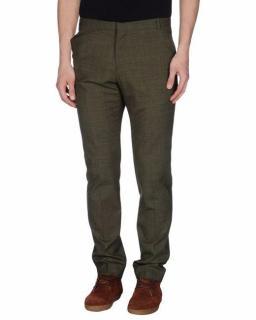 Jonathan Saunders Green Casual Trouser