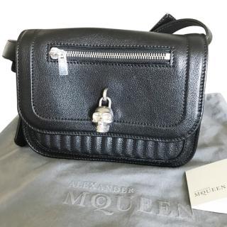 Alexander McQueen Black Shoulder Bag