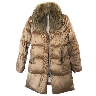 Marella down coat
