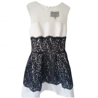Carolina Herrera New York collection dress
