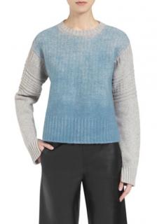 Mulberry Guernsey Needle Punched Mini Jumper
