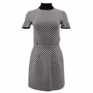 Michael Kors Collection Monochrome Top and Skirt Set