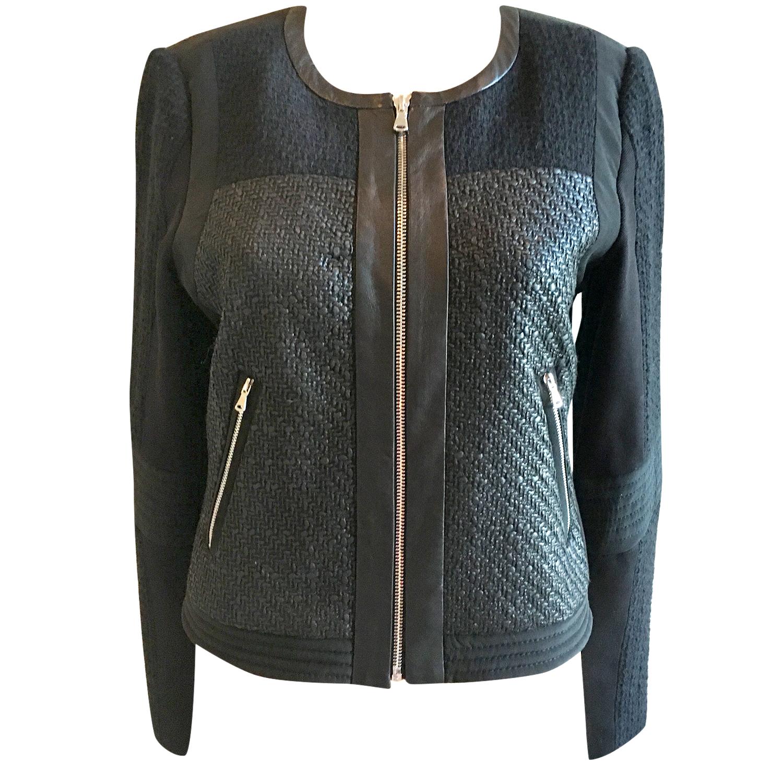 Rebecca Taylor black jacket