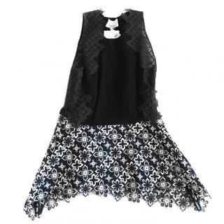 Philip Lim Lace Top