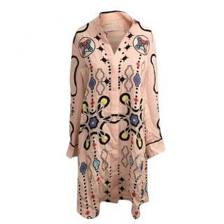 Peter Pilotto silk dress UK 6