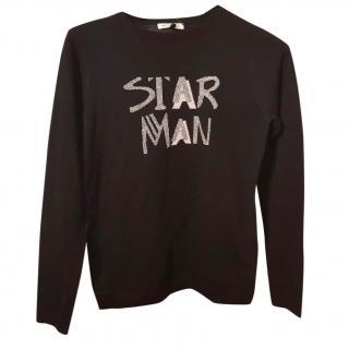 Bella Freud Jumper Sweater Star Man