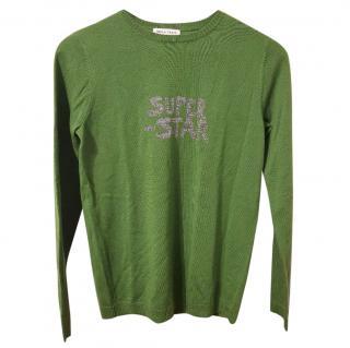 Bella Freud Super Star Jumper Sweater