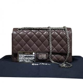 Chanel reissue double flap bag