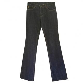 Louis Vuitton med-low waisted jeans