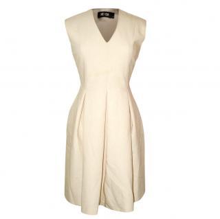 ME + EM ivory white dress, size 12 NEW