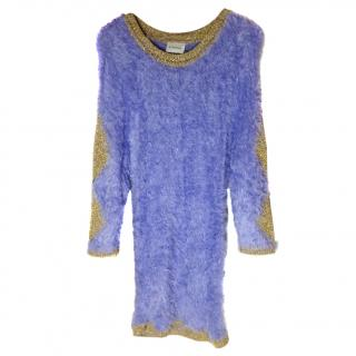 Ganni  Long Woolly Jumper