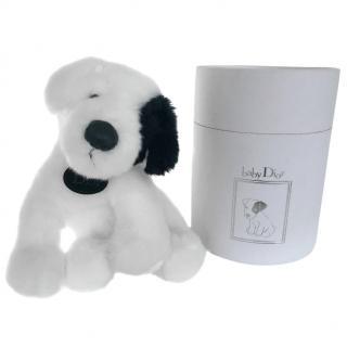 Dior Dog Teddy bear