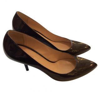 Bottega Veneta Grey Heels