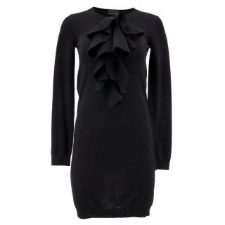 Fendi wool and cashmere dress