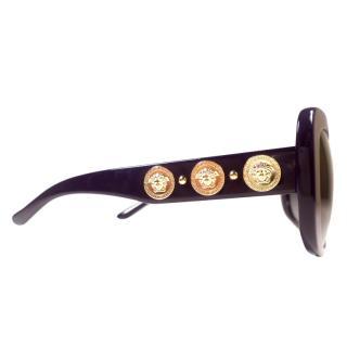 Versace Rock Icons Medusa Logo Sunglasses