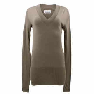Maison Martin Margiela Silk Sweater