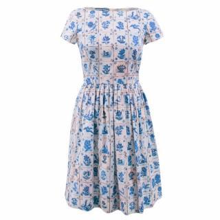Prada Patterned Dress
