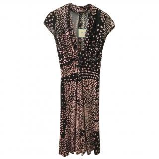Issa silk dress