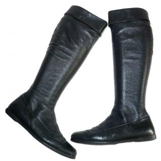 CHANEL Butter Soft Leather Boots