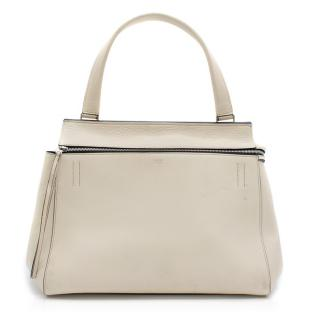 Celine Edge Palmelato Leather Medium Bag
