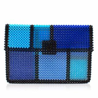 Del Duca Beaded Clutch
