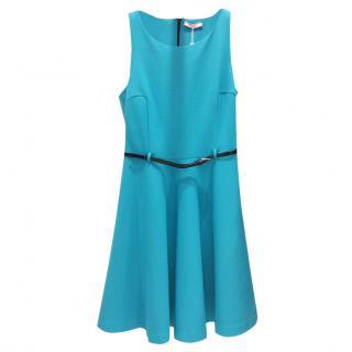 Blumarine/Blugirl Folies Turquoise Dress