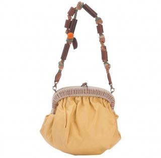 Marni ethnic balloon bag