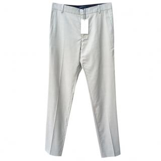Jonathan Saunders Beige Casual Trouser
