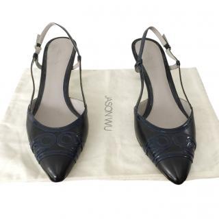 Jason Wu Slingback kitten heels