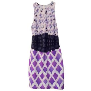 Mary Katrantzou X Adidas Originals 'Lola' dress