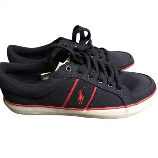 Ralph Lauren Polo Sneakers