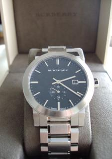 Burberry men watch