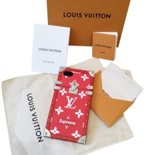 Supreme x Louis Vuitton Phone case
