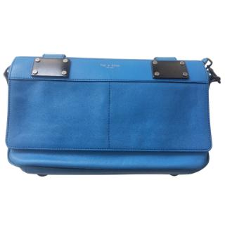 Rag and Bone Blue Handbag