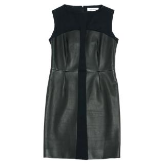 Yves Saint Laurent leather dress