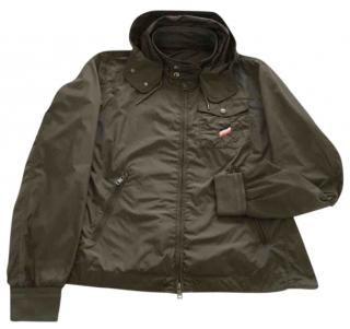 Moncler men's green windbreaker jacket - Limited edition
