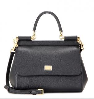 Dolce& Gabbana Miss Sicily leather bag