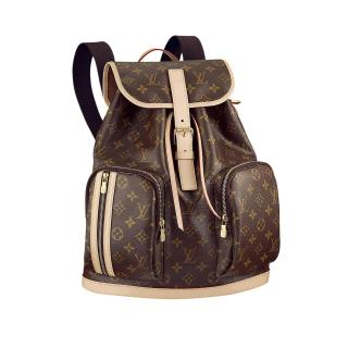 Louis Vuitton Bosphore backpack with detachable tassels