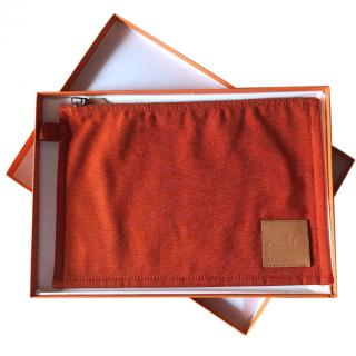 Hermes Cosmetic pouch - HAPPY CHRISTMAS REDUCED PRICE
