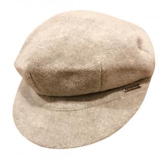 Burberry cashmere & wool hat