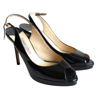 Jimmy Choo Patent Heels