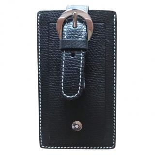 Montblanc luggage tag