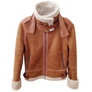 Valentino Shearling Jacket