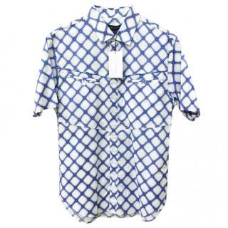 JONATHAN SAUNDERS Checked Shirt