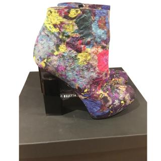 Nicholas Kirkwood and Erdem Ankle Boots
