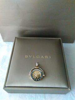 BVLGARI  Scorpion Zodiac Pendant