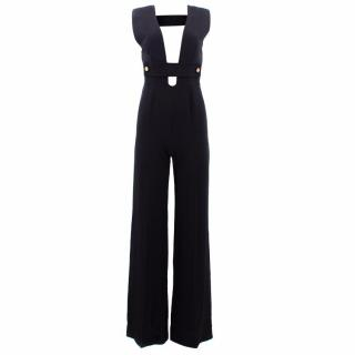 La mania Black Todavis Jumpsuit