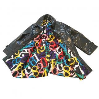 Love Moschino Blue jacket