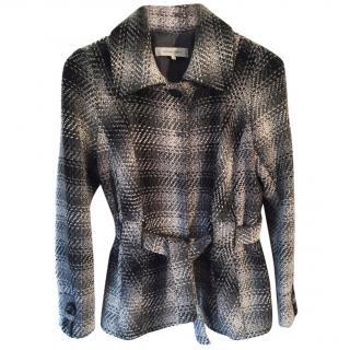 Gerard Deral Wool Blend Tweed Jacket