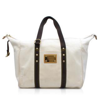 Louis Vuitton Antigua Cabas GM Bag